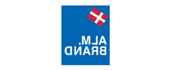 Alm. 品牌标志- Alm. 银行是TM集团的客户