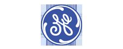 GE标志- GE是TM集团的客户