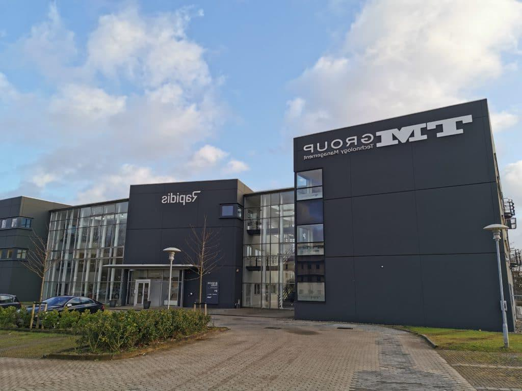 TM集团总部位于哥本哈根索堡